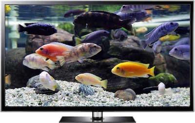 HD Aquarium Screensaver