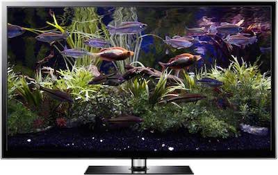 night time aquarium video screensaver