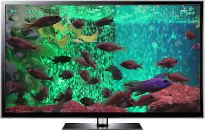 green aquarium screensaver