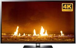 UHD fireplace