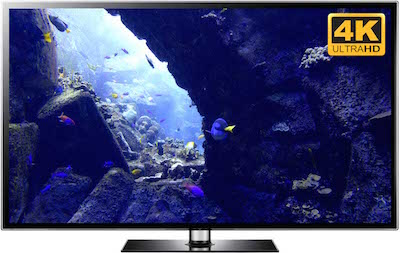 4k underwater video