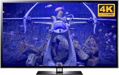 Aquarium Video in 4K