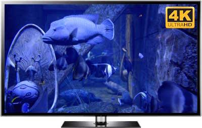 4k virtual aquarium