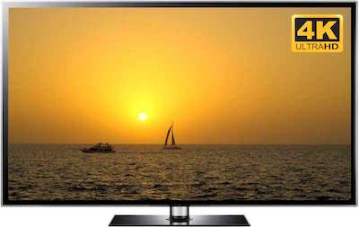 4K Sunset Beach Video