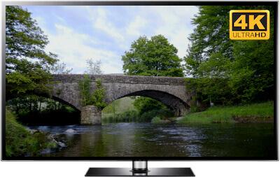 country bridge river screensaver 4k