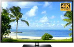 beach scene wallpaper 4K TV or PC