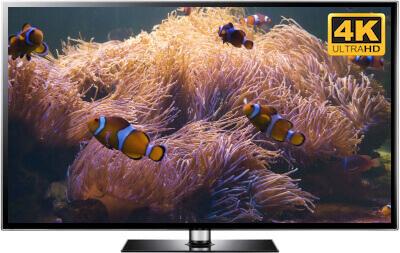 virtual aquarium 4K