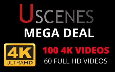 download 4K videos bundle from Uscenes