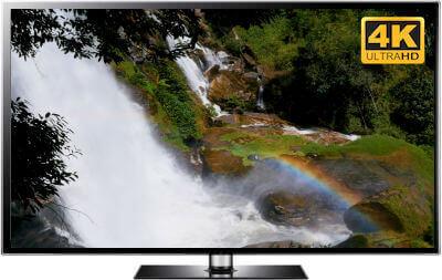 Rainbow Waterfall video in Ultra HD